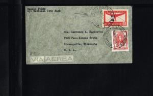 1946 - Argentina Air letter - From Buenos Aires to Minneapolis (USA) [B06_103]