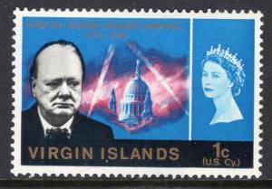 British Virgin Islands 163 MNH VF