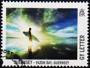 Guernsey. 2012 GY Letter. Fine Used