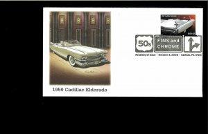 2008 FDC Cars of the 1950;s Carlisle PA