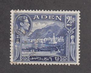 Aden Scott #21 Used