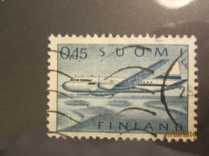 Finland #C9 used