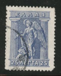 Greece Scott 221 used stamp