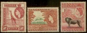 KUT 1953 SC# 110-2 MNH L156