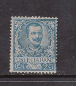 Italy #81 Mint