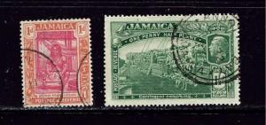 Jamaica 89-90 Used 1921 issues