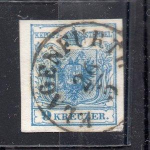 nr. 5 stamped klagenfurth