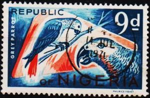 Nigeria. 1965 9d S.G.179 Fine Used