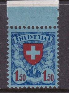SWITZERLAND^^^^^1924  SUPERB  YT# 210( sc#202)  MNH++   $$  @ caa703swiss