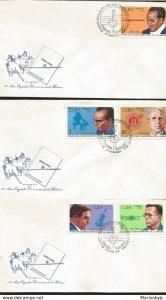 J) 1974 CARIBE, 50th ANNIVERSARY OF THE HAVANA FILARMONIC ORCHESTRA, CESAR PEREZ