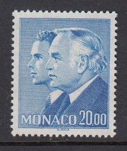 Monaco 1515 20fr mnh