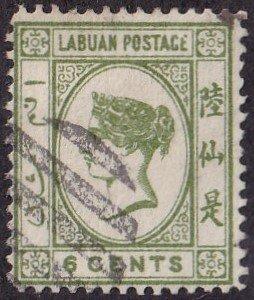 Labuan #34 Used