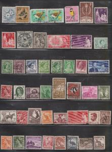 AUSTRALIA - Small Lot Of Used Stamps - Nice Lot