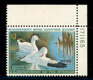 momen: US Stamps #RW37 Duck Mint OG NH SUPERB