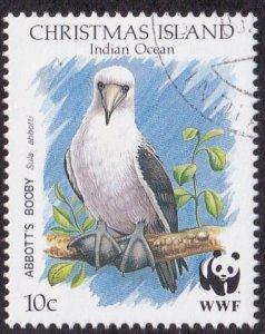 Christmas Island #270 Used