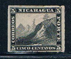Nicaragua 10 MLH Liberty Cap (N0201)+