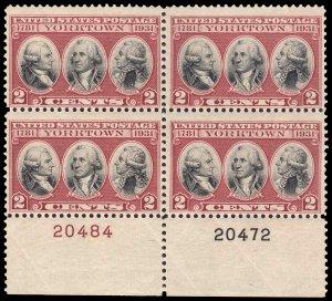 U.S. PLATE BLOCKS 703b  Mint (ID # 89727)