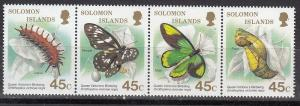 Solomon Islands Scott 606 Mint NH (Catalog Value $23.50)