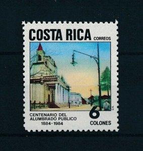 [104392] Costa Rica 1984 Public light  MNH