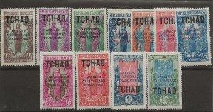 Chad 34-44 MH (Short Set)