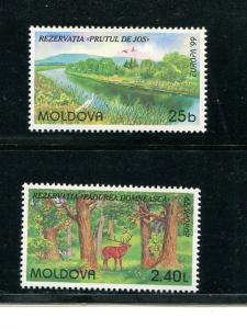 Moldova  Europa  1999 Mint VF NH