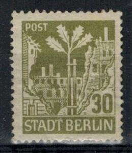 Germany - Russian Zone - Berlin-Brandenburg - Scott 11N7 MNH (SP)