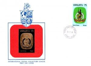 Vanatu, Worldwide First Day Cover