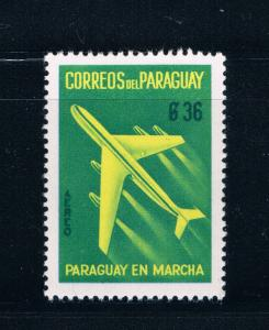 Paraguay C281 MNH Jet plane (GI0204)+