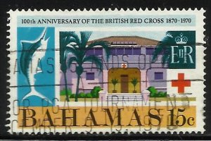 Bahamas 1970 Scott# 308 Used