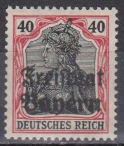 Bavaria #185 MNH F-VF  (ST103)