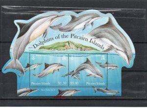 Pitcairn #736a MNH