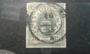 Luxembourg #11 used e1912.5994