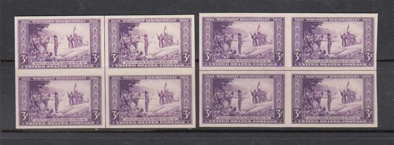 #755 1934 FARLEY ISSUE  (Mint - Never Hinged) cv$6.50++