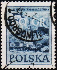 Poland. 1955 60g S.G.935 Fine Used