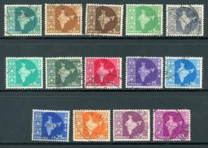 India 275-288 used SCV $ 5.00 (RS)
