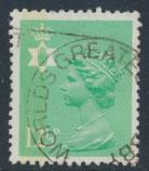 Great Britain Northern Ireland SG NI36 SC# NIMH19  Machin 12½p Used  see scan