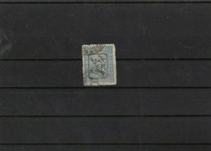 turkey 1892 printed matter  stamp cat £180  ref 12128