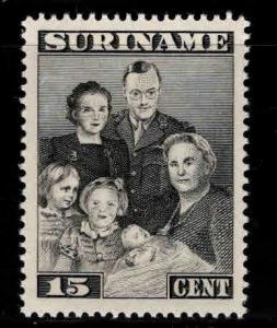 Suriname Scott 178 MNH** Royal Family stamp
