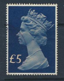 Great Britain SG 1028  - Used - Machin
