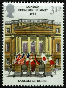 Great Britain #1057  MNH - Lancaster House Economic Summit (1984)