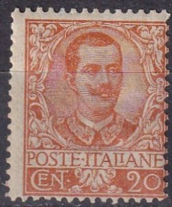Italy #80 F-VF  Unused CV $22.00 (Z7928)