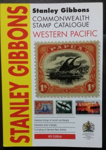 Stanley Gibbons Commonwealth Stamp Catalogue 2017 Western Pacific 4th Edition