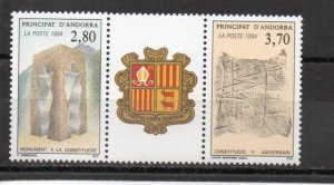 Andorra - French 435a MNH
