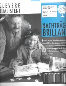 Schaubek Czech Republic Hingless Supplement 2000