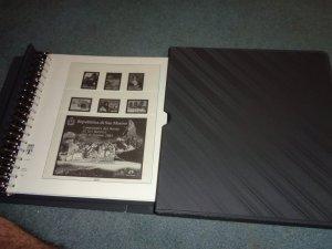 LINDNER HINGELESS ALBUM W/SLIPCASE: MONACO, 2003-2007