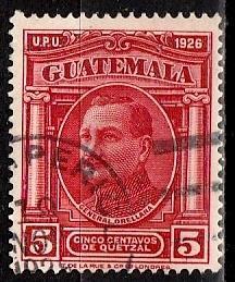 Guatemala 1929 SG. 232 used (8022)