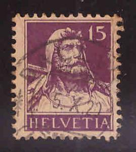 Switzerland Scott 172 Used stamp