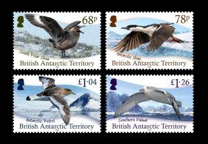 BRITISH ANTARCTIC 2020 BIRDS ANTARCTIC OISEAUX VOGEL UCCELLO [#2002]