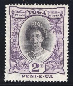 Tonga #56 - Die I - Unused - O.G.