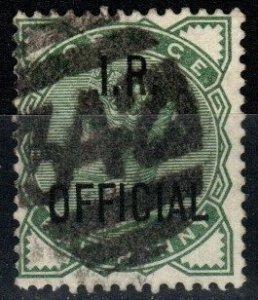 Great Britain #O2  F-VF Used  CV $52.50 (X1138)